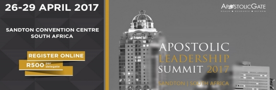 Apostolic Leadership Summit 2017